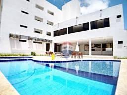 Apartamento com 2 dormitórios à venda, 55 m² por R$ 219.000,00 - Tabatinga - Conde/PB