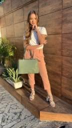 Bolsas com estilo e versatilidade