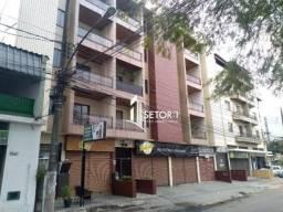 Apartamento com 2 dormitórios para alugar, 80 m² por R$ 1.000,00/mês - Cascatinha - Juiz d