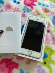 Iphone 6S Rose 32 gigas impecável 1.200,00