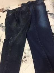 Vendo calças jeans infantis