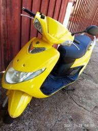 Moto Burgman 2006 (Nota de Leilão)