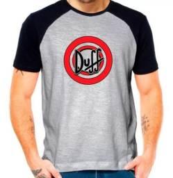 Camiseta Duff Simpsons