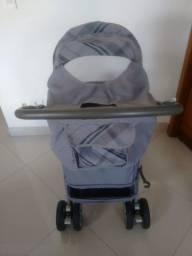 Carrinho Bebê Burigotto, Reversível, Modelo AT2, Ref. 2034