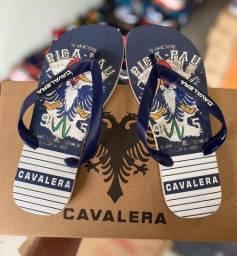 Sandálias da Cavalera