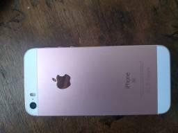 Troco ou vendo iPhone SE usado