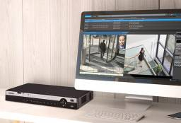 DVR Multhd mhdx 5216 4K Ultra HD 16 canais intelbras 3x de R$ 933,30