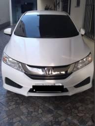 Honda City Sedã LX 1.5 FLEX 16V 4P AUT. + Kit Multimídia + Câmera de ré