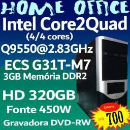 Cpu Home Office Core2Quad @2.83GHz