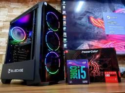 Pc Gamer Intel Core I5 9400F Rx 570 16 Gb Ram 240 Ssd M2 600W