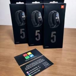 Xiaomi Mi Band 5 Lançamento