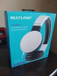 Headphone Novo Lacrado Multilaser