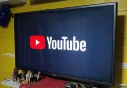 Smart TV 32 polegadas nova em MPU