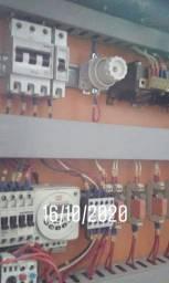Eletricista de primeira a disposição