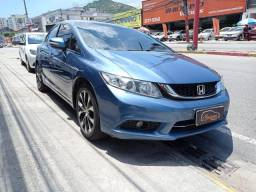 "Civic Lxr Sedan c/ GNV ""Valor real do anuncio"" 2015"