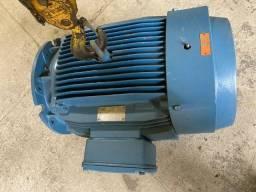 Motor Trifásico Weg 50cv 1180 Rpm - Carcaça 225s/m