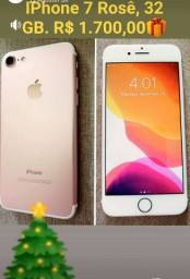 iPhone 7 Rosê, 32 GB