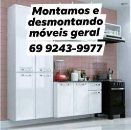 Montador de móveis profissional, Bismark