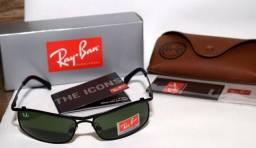 Óculos De Sol Ray Ban Demolidor Masculino Novo Promoção