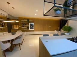 Título do anúncio: Apartamento 3 dormitórios (com Suíte) Mobiliado, Equipado, Decorado - NOVO