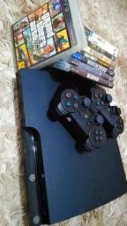 Título do anúncio: PlayStation 3 Slim