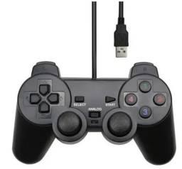 Título do anúncio: Controle PS3 USB