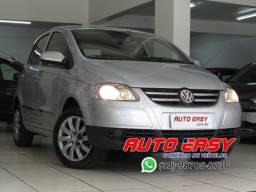 Volkswagen Fox 1.0 Flex C/Couro!