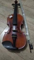 Violino Eagle VK 644- troco por computador