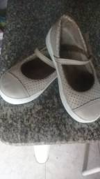 sapato e tênis infantil