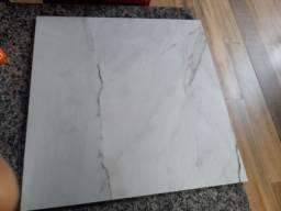 Porcelanato acetinado fossile primeira linha retificado 59x59 da eliane tenho 23.63m2