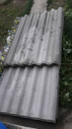 Pra sair hj.16 telhas fibrocimento 5mm 350,00