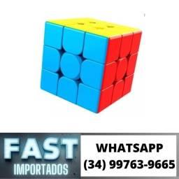 Cubo Mágico Profissional 3x3 - Fazemos Entregas