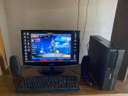 Vendo Computador Gamer Completo DDR4 (Oportunidade Única)