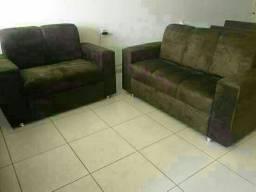 Conjunto de sofá popular básico direto da fábrica leia descrição