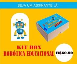 Kit box robótica