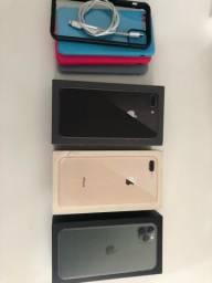 iPhones disponíveis