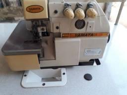 Máquina de costura overloque, yamata, conservadissima