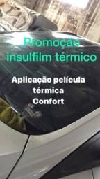Promoção de insulfilm térmico