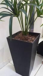 Vaso planta artificial