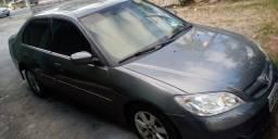 Título do anúncio: Vende-se Honda Civic LXL - 2004