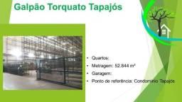 Título do anúncio: Terreno com galpão - torquato tapajós