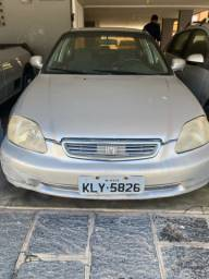 Título do anúncio: Honda civic Lx 1998