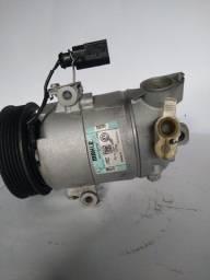Compressor do ar-condicionado do UP