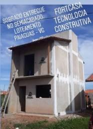 Casas Pré-moldadas