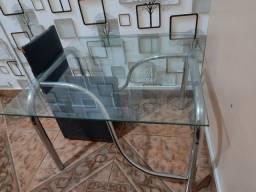 Vendo mesinha de vidro