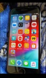Vendo um iPhone 6 Funcionando perfeitamente Valor negociável