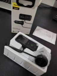 Transmissor Bluetooth  Carregador  para veículos
