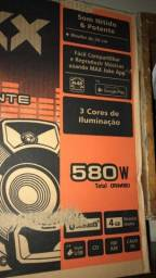 Título do anúncio: Micro system 580w caixa lacrada !