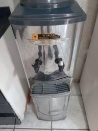 Filtro de agua gelada