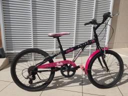 Bicicleta aro 20 Barbie Doll
